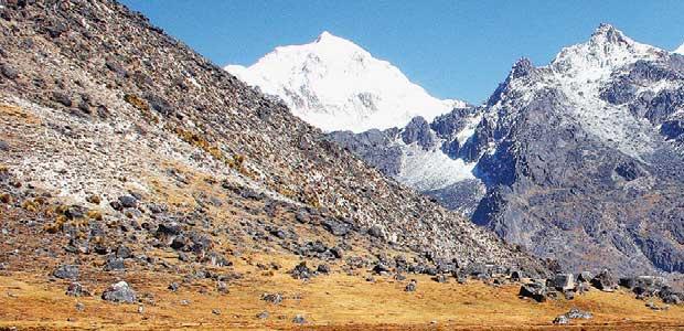 Nevado Chachacomani