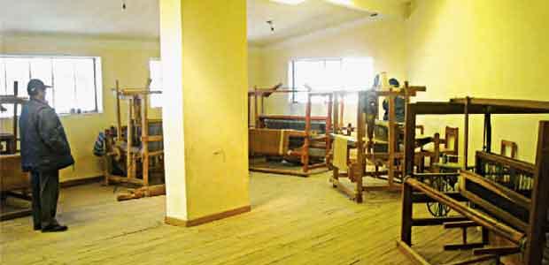 centro artesanal catacora