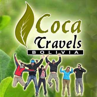 viagens de coca
