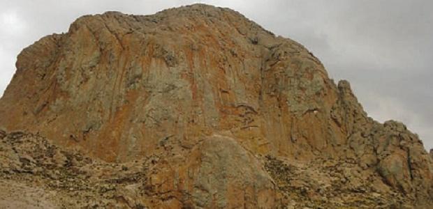 cerro meteorito
