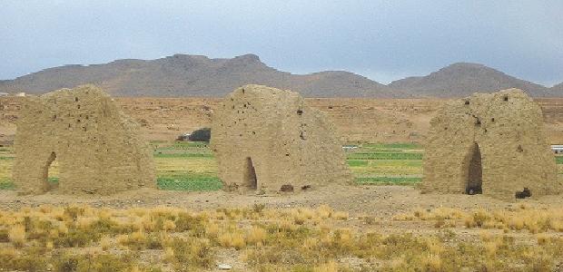 Tombe nella Pampa Joko