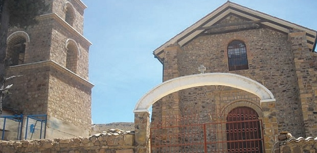 iglesia de calamarca