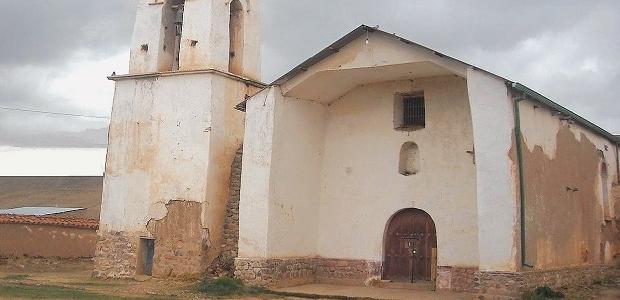Iglesia Inmaculada de la Exaltación en el Valle Calvario