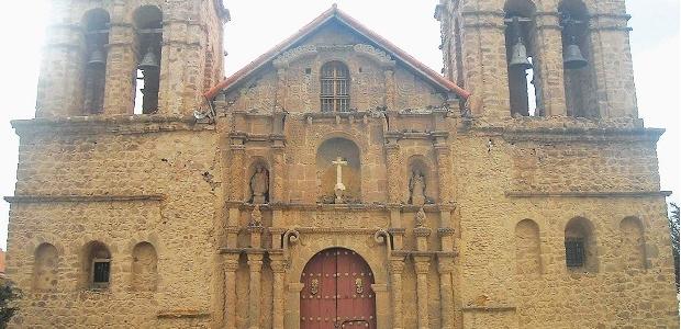 iglesia de Sica Sica