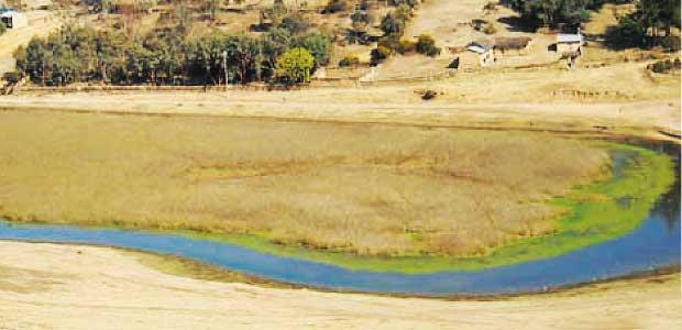 Laguna naturel de Lagunillas