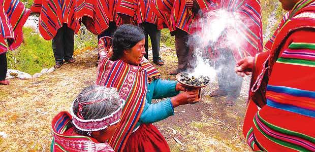 Cultura Kallawaya