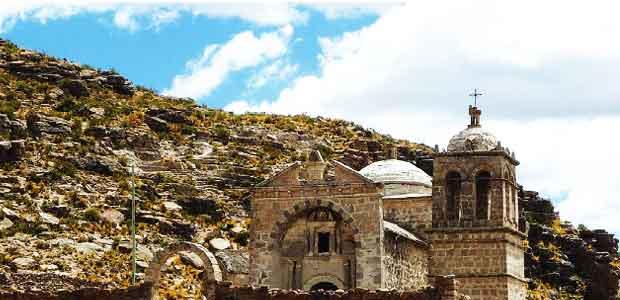 Iglesia Catacora