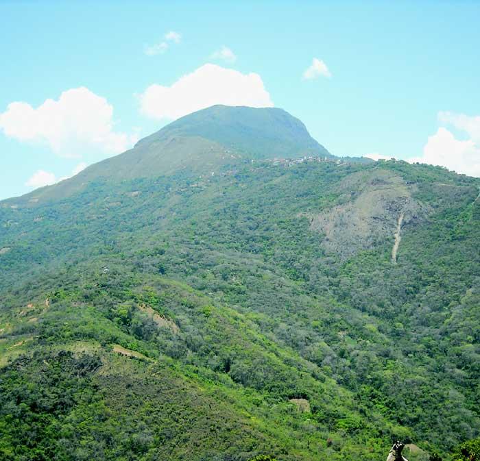 Cerro uchumachi