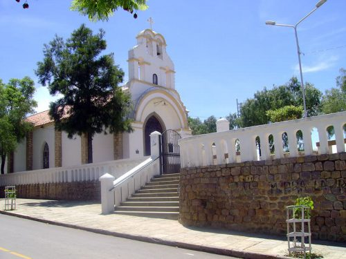 Церковь Сан-Хуан