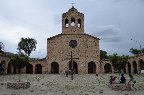 Chaguaya Church