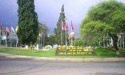 Plaza De Las Banderas – Cochabamba