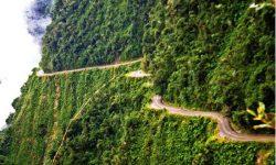 मौत सड़क – और न ही Yungas प्रांत