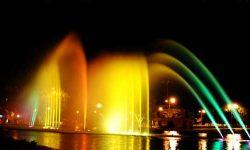 中央都市公園 – サンタ ・ クルス